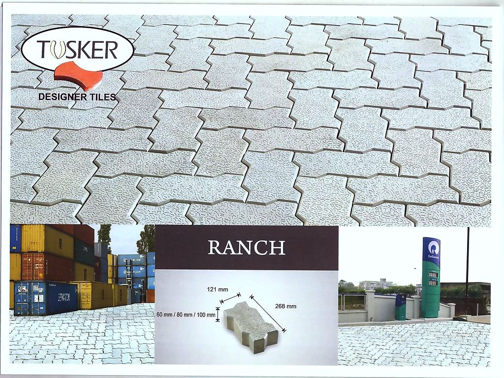 Ranch-Thickness 80mm,100mm